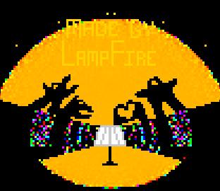 LampFire Logo
